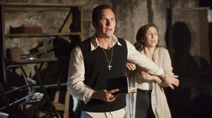 'The Conjuring' is top-selling DVD