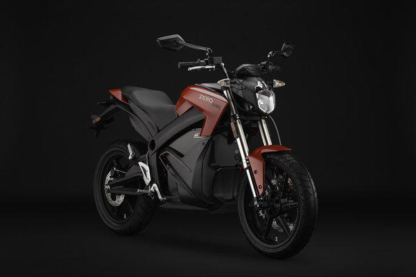 Zero, the Santa Cruz, Calif., maker of electric motorcycles, has unveiled the SR for 2014, which promises an improved range of 171 miles.