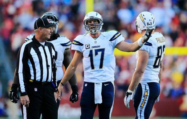 The NFL's blackout rule has led to some Charger games not being shown in San Diego.