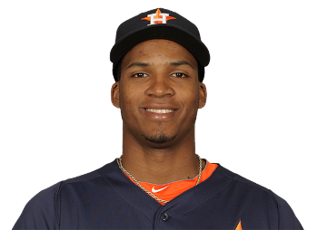 The Miami Marlins claimed Astros' infielder Jimmy Paredes off waivers.
