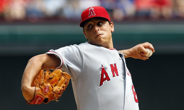 It's uncertain whether the Angels will be able to keep starting pitcher Jason Vargas for the 2014 season.