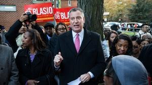 Sleep habits latest issue to rouse snoozy New York mayoral race