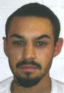 Nicholas Ulloa, 22, has been booked on suspicion of first-degree burglary.