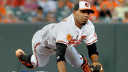 Orioles decline Alexi Casilla's option for 2014, make other procedural moves