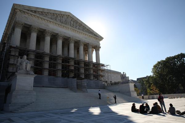 The U.S. Supreme Court has thrown out an invasion-of-privacy lawsuit against a San Diego-area police officer.