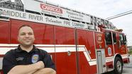 Ads make trucks a revenue engine at Middle River Volunteer Fire Co.
