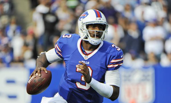 Buffalo quarterback EJ Manuel should be back under center Sunday when the Bills play the Pittsburgh Steelers.