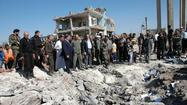 Syrian government forces advance against rebels