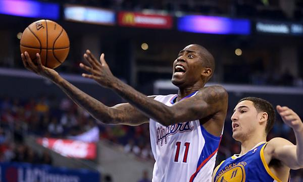 Guard Jamal Crawford is expected to play a valuable role off the bench for the Clippers this season.