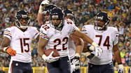 Week 9 photos: Bears 27, Packers 20