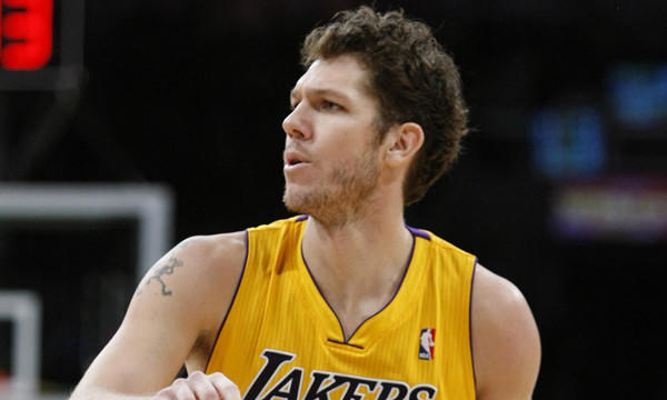 Former Lakers forward Luke Walton says he's excited about his new position with the Los Angeles D-Fenders.
