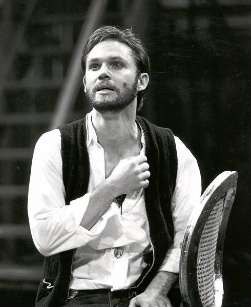 "Richard Thomas in the Hartford Stage production of ""Hamlet."""