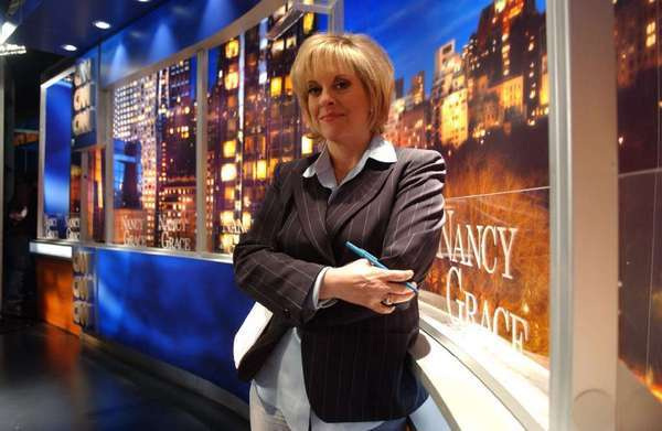 HLN, home of Nancy Grace, is making some changes. Above, Grace in 2005.