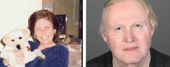 Charlotte Cole, left, allegedly killed by her husband, Richard Keith Cole, right, in Arcadia in 2001.