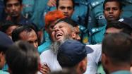 Bangladesh sentences 152 former soldiers to death for mutiny killings
