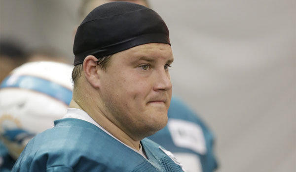 Dolphins guard Richie Incognito has been suspended indefinitely for conduct detrimental to the team.