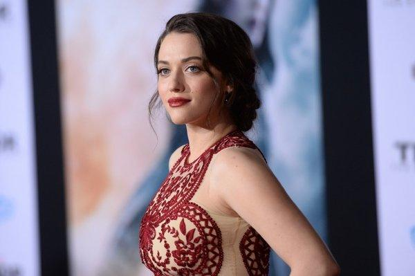 """2 Broke Girls"" star Kat Dennings, who will be hosting the People's Choice Awards, talks about her career evolution at the ""Thor: The Dark World"" premiere"