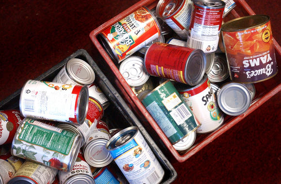 Ferguson Center launches holiday food drive