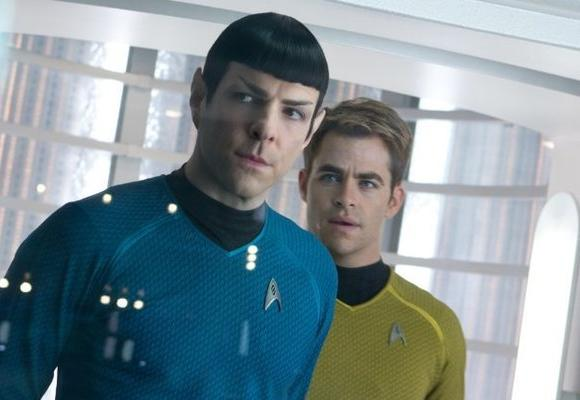 """Star Trek Into Darkness"" could gross $100 million in its five-day debut"