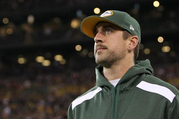 A broken collarbone has indefinitely sidelined Green Bay quarterback Aaron Rodgers.