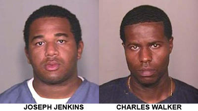 Joseph Jenkins, 34, and Charles Walker, 34, walked away from Franklin Correctional Institute on Tuesday, officials said.