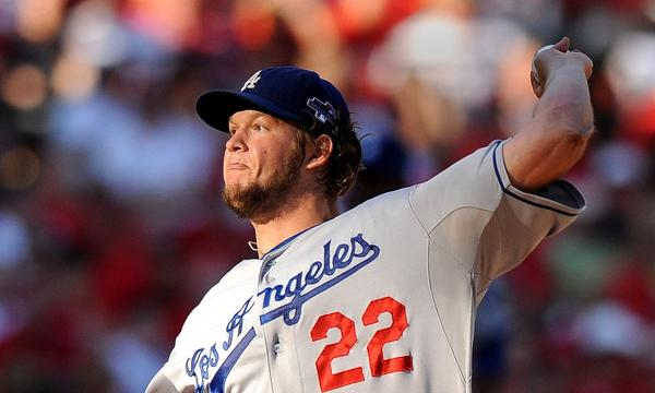 As expected, Dodgers ace Clayton Kershaw has been named a finalist for the 2013 National League Cy Young Award.