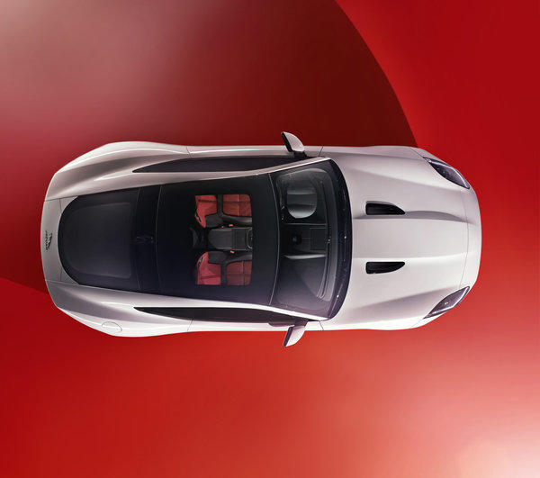 Jaguar will officially debut the all-new F-Type Coupe at the 2013 L.A. Auto Show on Nov. 20. The car will be mechanically identical to the F-Type Roadster that has been on sale for several months.