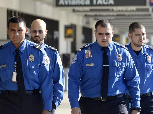 On Monday, the union representing 45,000 federal security agents called for the creation of a class of armed TSA officers with law enforcement training and the authority to arrest people.