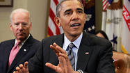 Obama, some Marylanders grapple with dropped insurance plans