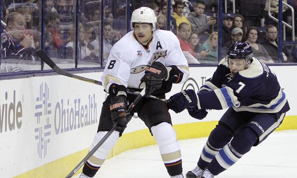 Ducks forward Teemu Selanne could be back on the ice Wednesday when the team opens a three-game homestand against the Phoenix Coyotes.