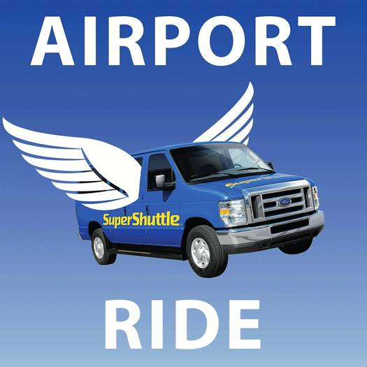 SuperShuttle app