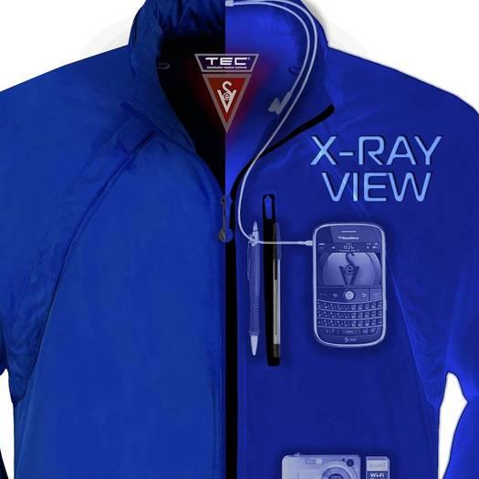 SeV (Scottevest) Tropiformer Jacket