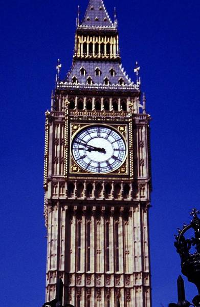 Big Ben, the world's most famous clock, must get changed twice a year. England was one of the first nations, after Germany, to implement such changes, designed to save coal during World War I.