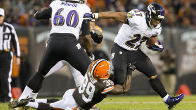 Five stats that stand out as the Ravens prepare to face the Ben…