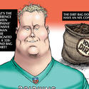 Richie Incognito exhibits the NFL's juvenile version of manhood