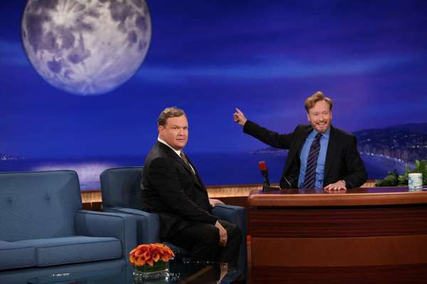 The FCC has issued a fine to TBS for a Conan O'Brien promo.