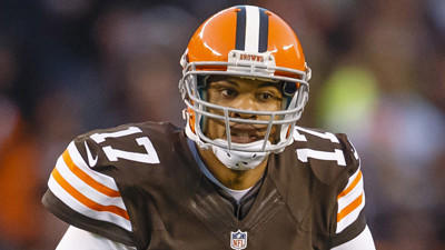 Jason Campbell named AFC Offensive Player of the Week after bea…