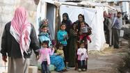 9 million Syrians need help before winter, U.N. says