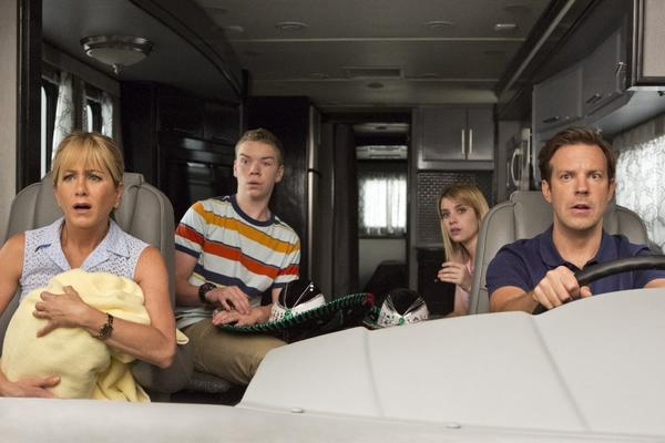 """We're the Millers"" did well for Warner Bros., but it was no ""Dark Knight."""
