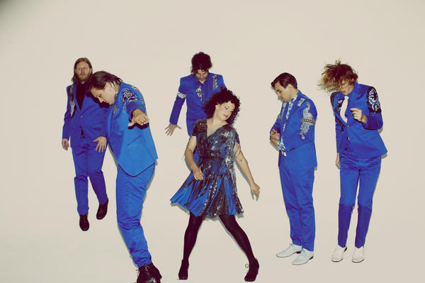 "Arcade Fire's ""Reflektor"" entered the Billboard 200 album chart this week at No. 1."