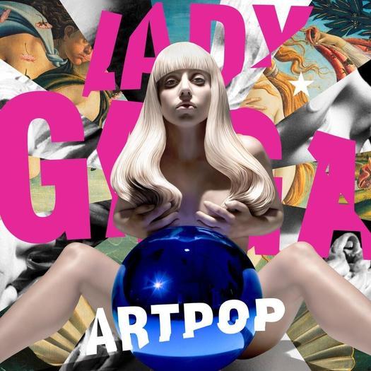 Lady Gaga, 'ArtPop'