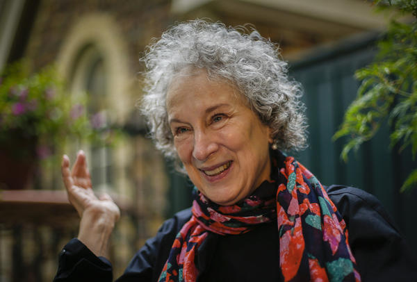 Margaret Atwood says no to blurb requests poetically.