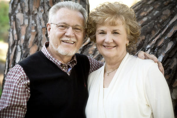 Joyce and Marvin Warman will speak at La Canada Presbyterian Church on Nov. 17.()