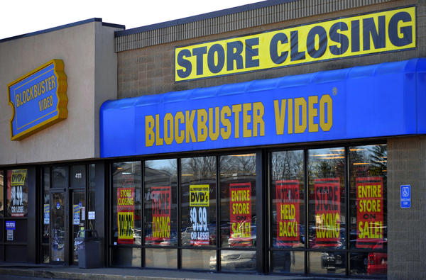 Once king of video rentals, the last 300 Blockbuster stores will be closing soon.