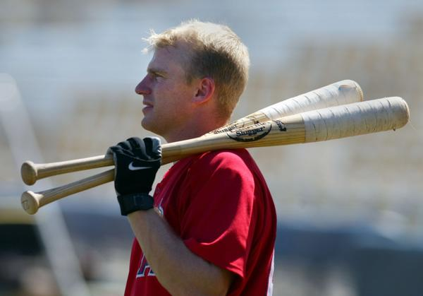 David Eckstein, shown with the Angels in 2004, is expected to be involved with the team in some way next season.
