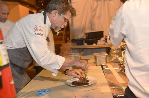 "<p>Rick Bayless, Frontera Grill, Topolobampo <br /><br /> ""It's super painful. It shouldn't be this way."" <br /><br /> ""He made such a major contribution to the world of cuisine. He was on the forefront of tasting menus, really the first chef to do all vegetable tastings. He was one of the first chefs to put in a test kitchen. He was one of the first to put out beautiful cookbooks for professional chef to keep up with that level of cuisine.""</p>"