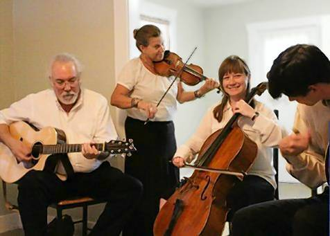 """A Night for the Scot"" concert in Mount Dora will feature Sueno's Stone, a Celtic musical group."