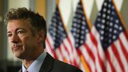 Rand Paul attacks media over plagiarism accusations