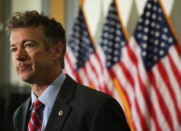 Rand Paul addresses plagiarism accusations