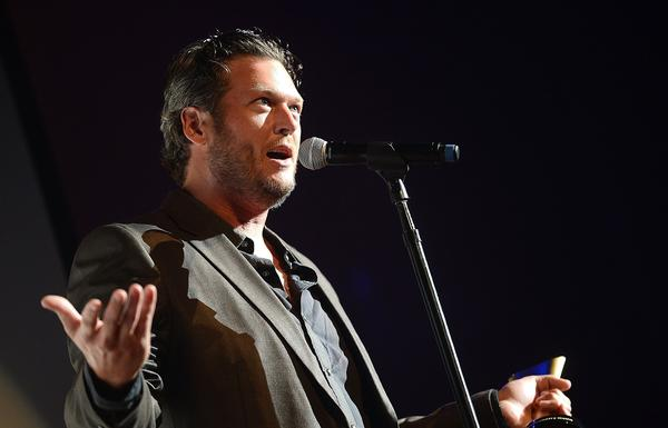 Country star Blake Shelton is rated the most effective celebrity endorser among musicians.